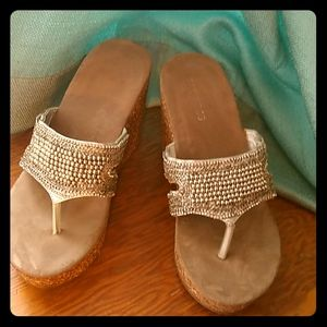 High topped Sandals!